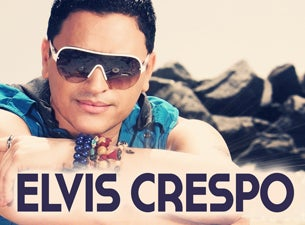 Elvis Crespo at Route 66 Casino