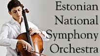 Estonian National Symphony Orchestra at Stephens Auditorium