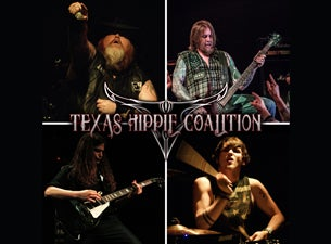 Texas Hippie Coalition at Top Fuel Saloon