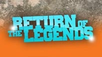 The Return Of The Legends at Chene Park