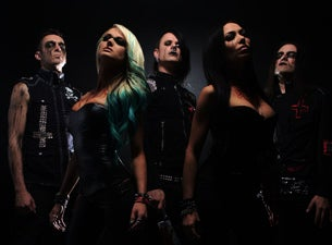 Butcher Babies at Murat Theatre
