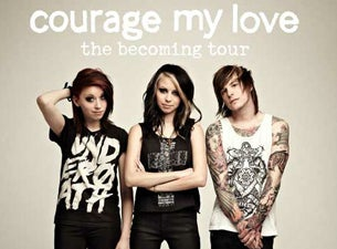 Courage My Love tickets (Copyright © Ticketmaster)