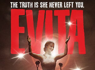 Evita at California Theatre of the Performing Arts