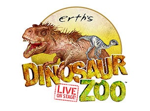 Erth's Dinosaur Zoo Live at The Mahaffey Theater