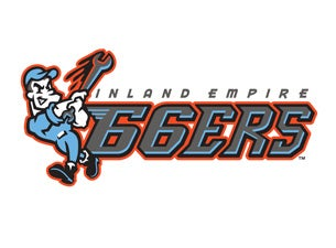 Lancaster JetHawks at Inland Empire 66ers