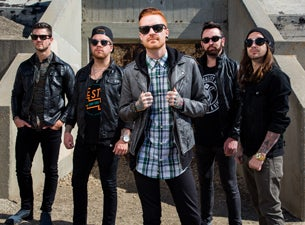 Memphis May Fire, He Is Legend, Savage After Midnight