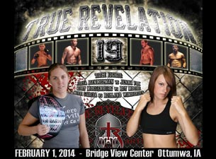 True Revelation Mma 34 at Bridge View Center