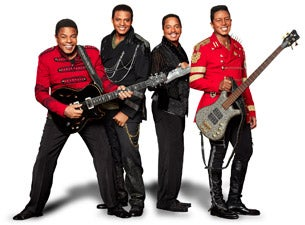 The Jacksons At Wolf Creek Amphitheater