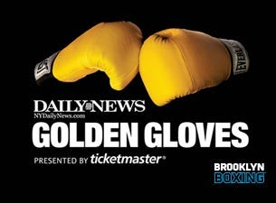 Golden Gloves Boxing at Lowell Memorial Auditorium