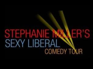 Stephanie Miller's Sexy LIberal Blue Wave Tour at The Saban