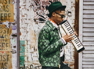 Jon Batiste at Center Stage Theater