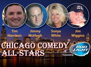 Chicago Comedy Allstars at Topeka Performing Arts Center