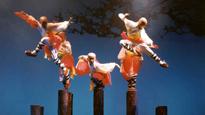 Shaolin Warriors at Indiana University Auditorium - Bloomington, IN 47405