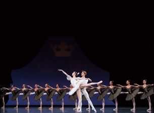 Houston Ballet w/ Swan Lake at Jones Hall