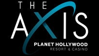 the axis at planet hollywood las vegas tickets schedule seating chart directions. Black Bedroom Furniture Sets. Home Design Ideas