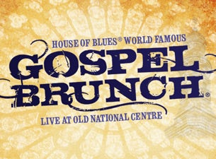 World Famous Gospel Brunch at House of Blues (Dallas)
