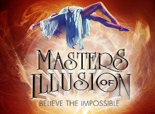 Masters of Illusion - Live! at Florida Theatre Jacksonville - Jacksonville, FL 32202
