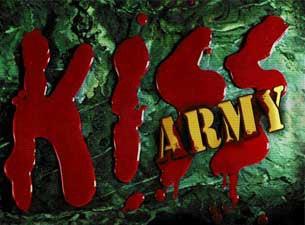 Kiss Army at Gas Monkey Bar N??? Grill