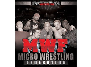 Micro Wrestling Federation at 8 Seconds Saloon