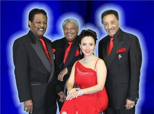 The Platters® With The Marvelettes And The Classic Drifters
