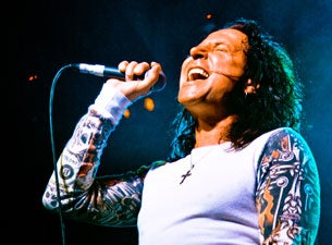 Steve Augeri at Paragon Casino Resort