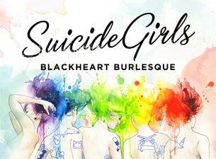 The Suicidegirls: Blackheart Burlesque at Wow Hall