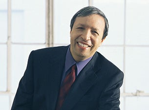 Murray Perahia at Hill Auditorium