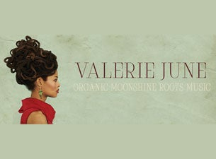 Valerie June The Order of Time Tour