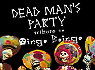 Dead Man's Party at The Cave