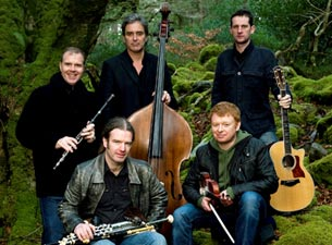 Lunasa at Ball State University Pruis Hall