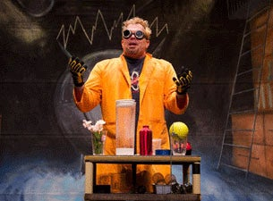 Doktor Kaboom! Look Out! Science Is Coming!