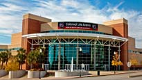 Hotels near Colonial Life Arena