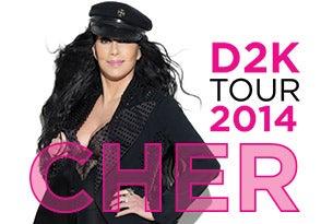 Cher at The Lakeland Center Jenkins Arena