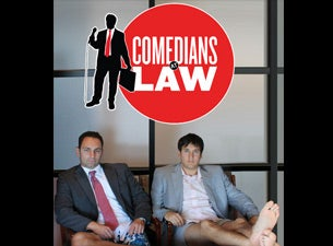 Comedians at Law at Cobb's Comedy Club