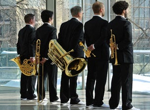 Canadian Brass at Sursa Performance Hall