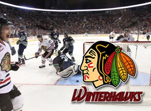Portland Winterhawks Home Playoff Game A