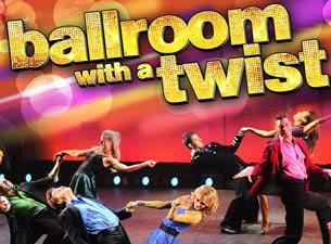 Ballroom with a Twist