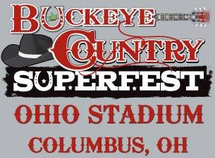 Buckeye Country Superfest 2017 - Saturday at Ohio Stadium