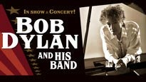 Bob Dylan and His Band at Baton Rouge River Center Theater