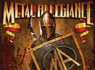 Metal Allegiance at House of Blues Anaheim