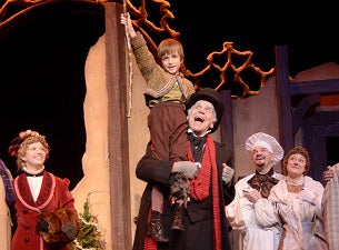 A Christmas Carol at Sturges Center for the Fine Arts
