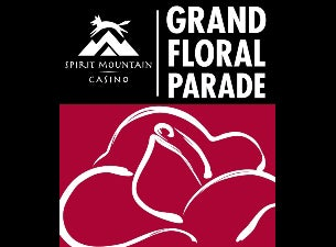 Spirit Mountain Casino Grand Floral Parade - Indoor Seating
