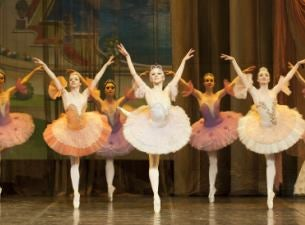 Russian National Ballet w/ Swan Lake