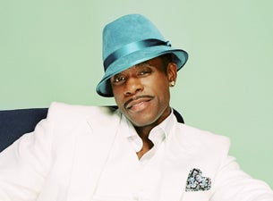 Keith Sweat at Anselmo Valencia Amphitheater