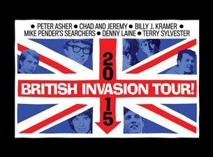 British Invasion at Academy of Music Theatre - MA