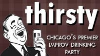 Thirsty: Chicago's Premier Improv Drinking Party