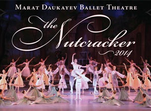 Marat Daukayev Nutcracker at Luckman Fine Arts Complex