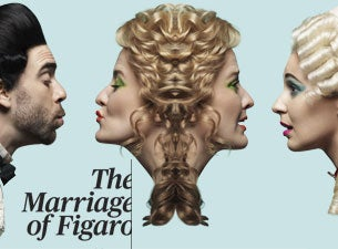 Marriage of Fiagro at Detroit Opera House