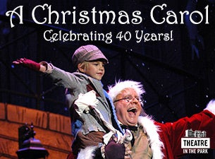 Theatre In the Park: a Christmas Carol