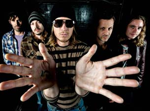 MuddFest featuring Puddle of Mudd, Saliva, Saving Abel and Tantric